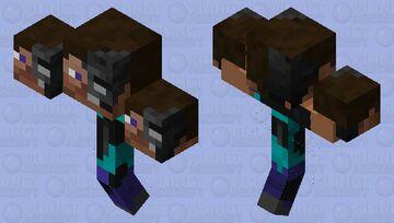 Stether true form (my take). Minecraft Mob Skin
