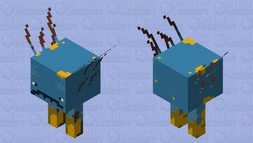Soul Walker Minecraft Mob Skin