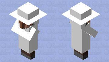 Libraian is now a farmer Minecraft Mob Skin