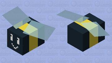 Basic Bee - Bee Swarm Simulator Minecraft Mob Skin