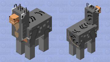 scientifically accurate brachiosaurus Minecraft Mob Skin