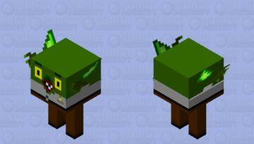 Gary the Goblin Minecraft Mob Skin