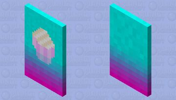 Exclusive tool for Cake Man Edition Citizen mprove Minecraft Mob Skin