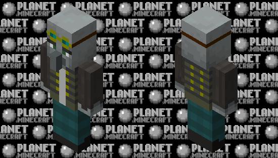 Illager Sky Buccaneer Minecraft Skin