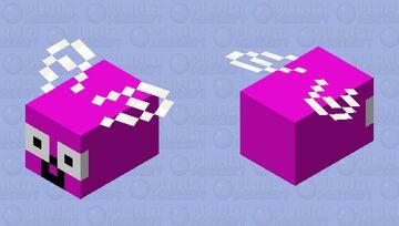 Beanos The flying masterpiece Minecraft Mob Skin