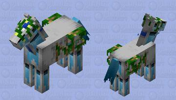 The Wet walker [XX subscribers special] Minecraft Mob Skin