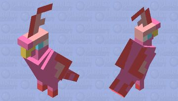Birbie Doll Minecraft Mob Skin