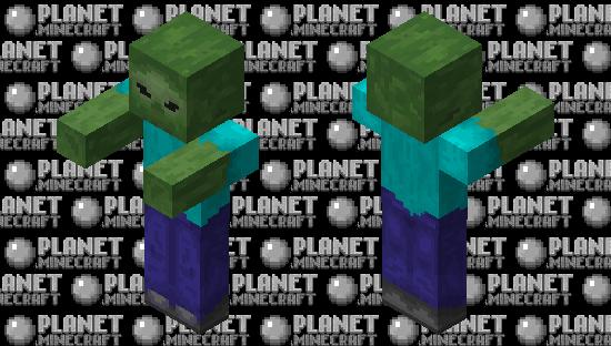 ZOMBIES!!!!!    [HD] Minecraft Skin
