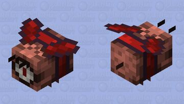 Organic Snooper Minecraft Mob Skin