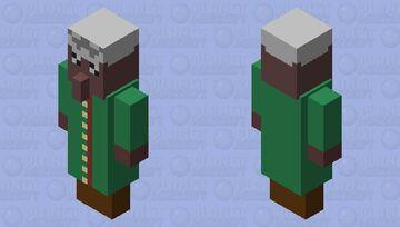 WW1 german Minecraft Mob Skin