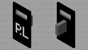 swat shield Minecraft Mob Skin