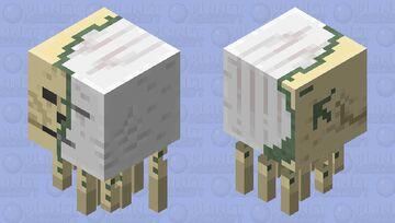 Zombie Ghast Minecraft Mob Skin