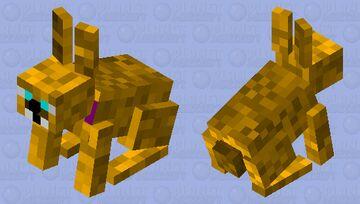 Spring Bonnie Minecraft Mob Skin