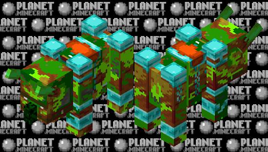 Earthland Ravager(User Contest) Minecraft Skin