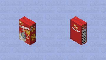 Honeycomb Minecraft Mob Skin