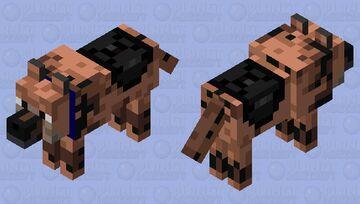 K-9 Minecraft Mob Skin