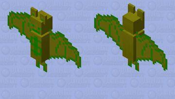 Money Bat Minecraft Mob Skin