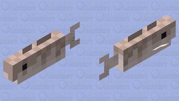 // cream cod // Minecraft Mob Skin
