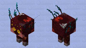Arachnastrider Minecraft Mob Skin