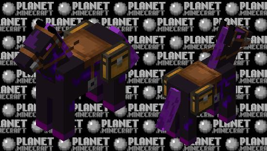 Ender Horse Minecraft Skin
