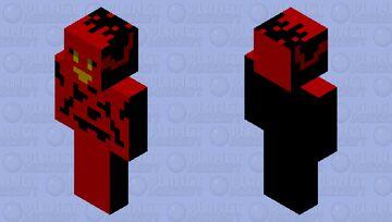 zargo Minecraft Mob Skin
