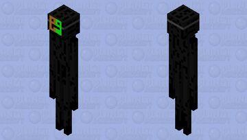 Amphibian Minecraft Mob Skin