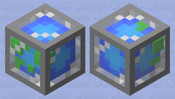 PMC PARTY SLIME Minecraft Mob Skin
