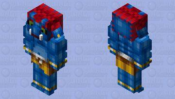 The Underworld Jailer Minecraft Mob Skin
