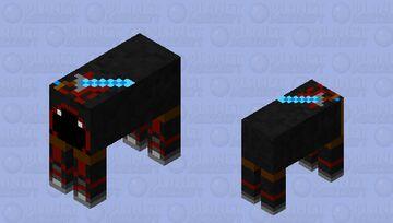 BadBeastHalo Minecraft Mob Skin