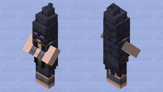Popular Mob Skin : Evil End Cultist