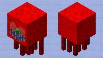 Cacodemon v2 (DOOM) - Ghast Minecraft Mob Skin