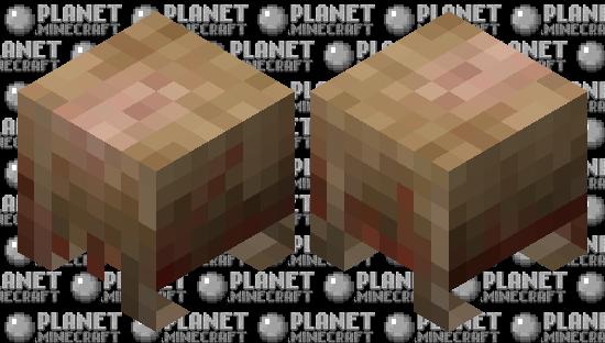 Half Life Headcrab Minecraft Skin