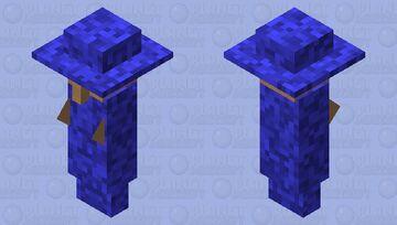 cursed farmer Minecraft Mob Skin