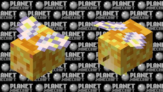 pollen been Minecraft Skin