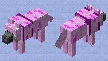 Obnoxious Poodle Minecraft Mob Skin