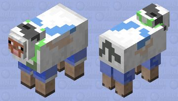 Harold Minecraft Mob Skin
