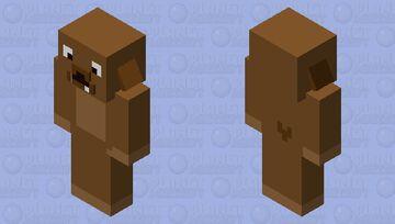 my dog Minecraft Mob Skin