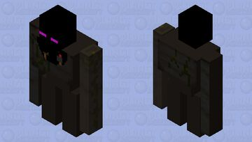 EnderBor Minecraft Mob Skin
