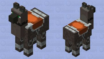 This Is Ok. Minecraft Mob Skin