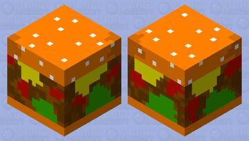 slime borgor Minecraft Mob Skin