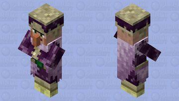 Optifine Villagers end villager retexture Minecraft Mob Skin
