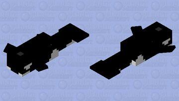 Killer Whale Minecraft Mob Skin