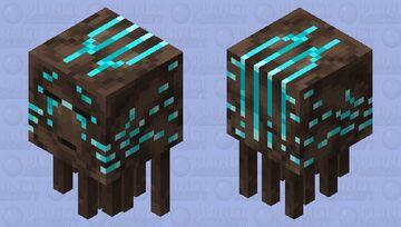 Soul Sand Valley Ghast Minecraft Mob Skin