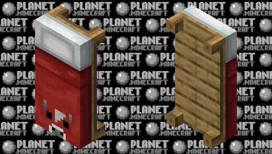 Mooshroom bed Minecraft Skin