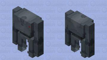B2 Super Battle Droid Minecraft Mob Skin