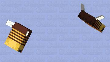 Hornet Minecraft Mob Skin