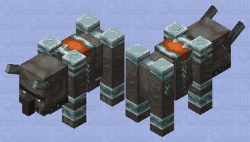 Rhino villiger, Rino-Illiger??    [HD] Minecraft Mob Skin