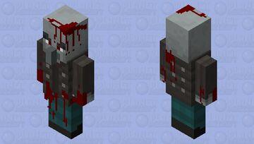 Death Vindicator Minecraft Mob Skin