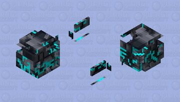 What monster have I created?! Minecraft Mob Skin