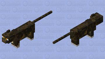 cat Minecraft Mob Skin